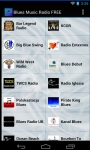 Blues Music Radio FREE screenshot 2/6