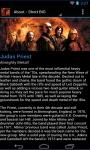 Judas Priest Android screenshot 2/6