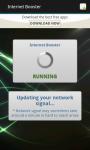 Network Internet Booster screenshot 2/3