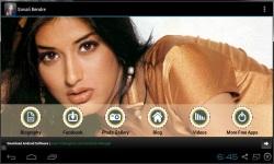 Sonali Bendre Fan App screenshot 1/3