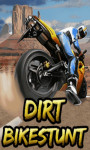 Dirt Bike Stunt - Free screenshot 1/4
