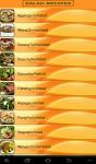 Salad Recipe list screenshot 1/5