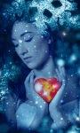 Heart Ice Live Wallpaper screenshot 1/3