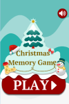Christmas Memory Game 2015 screenshot 1/6
