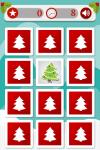 Christmas Memory Game 2015 screenshot 2/6