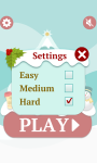 Christmas Memory Game 2015 screenshot 3/6