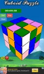 Cuboid Puzzle - the cube puzzle for the phone screenshot 1/5