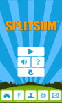 Splitsum screenshot 1/6