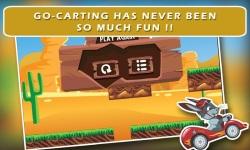 Ace Bunny Turbo Go-kart Race Windows Game screenshot 4/4