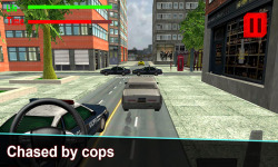 Gangsta Drivers vs Police Chase screenshot 2/3