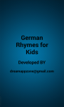 German Rhymes for Kids screenshot 5/6