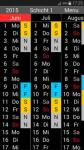 Schichtkalender alternate screenshot 2/6