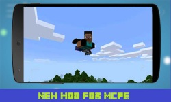 Fly Mod for Minecraft PE screenshot 1/3