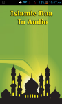 Islamic Dua In Audio screenshot 1/6