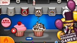 Papas Cupcakeria To Go star screenshot 1/6