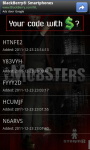 Imobsters Grow codes screenshot 2/3