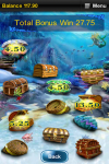 Mermaids Millions - Mobile Slot Game screenshot 1/2