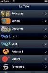 La Tele screenshot 1/1