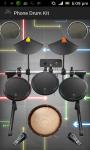 Cool Phone Drum Kit  screenshot 1/2