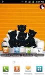 Cute Kittens Live Wallpaper free screenshot 2/5