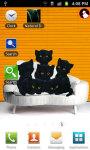 Cute Kittens Live Wallpaper free screenshot 3/5
