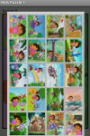 Dora The Explorer Classic Tile and Slide Puzzle screenshot 1/5
