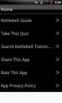 Kettlebell Workout Routines screenshot 1/6