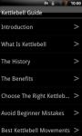 Kettlebell Workout Routines screenshot 2/6