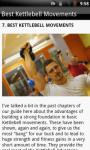 Kettlebell Workout Routines screenshot 5/6