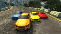 Action Racing 3D Multiplayer Car Race Game FREE screenshot 1/4