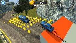 Action Racing 3D Multiplayer Car Race Game FREE screenshot 2/4