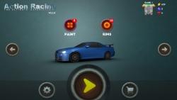 Action Racing 3D Multiplayer Car Race Game FREE screenshot 3/4