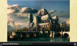 Fantasy Buildings Wallpapers screenshot 1/5