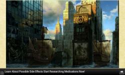 Fantasy Buildings Wallpapers screenshot 2/5