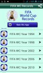World cup Football Records screenshot 3/3