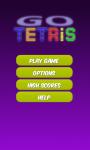 Free Tetris  screenshot 1/3