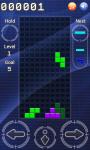 Free Tetris  screenshot 3/3