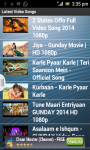 Latest HD Bollywood songs screenshot 1/2