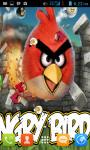 Angry Bird Live Wallpapers Free screenshot 1/4