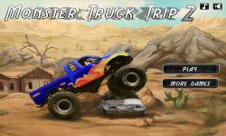 Monster Truck Trip 2 screenshot 1/3