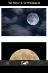 Full Moon Live Wallpaper Free screenshot 3/5