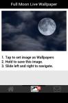 Full Moon Live Wallpaper Free screenshot 4/5