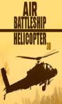 Air Battleship Helicopter 3D  screenshot 1/6