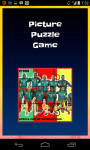 Cameroon Worldcup Picture Puzzle screenshot 1/6