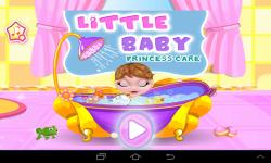 Little Baby Princess Care screenshot 1/5
