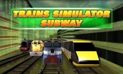 Trains simulator: Subway screenshot 1/6