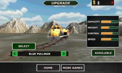 Trains simulator: Subway screenshot 3/6