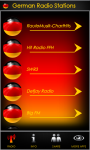 German Radio Stations screenshot 2/4