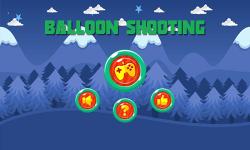 BalloonShooting screenshot 1/4