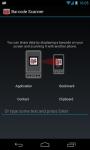Barcode QR Scanner screenshot 1/4